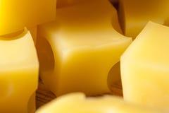 供食的乳酪 免版税库存照片