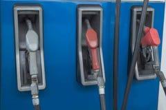 供给燃料泵 图库摄影
