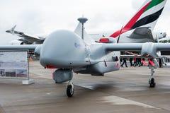 侦察UAV IAI Eitan (坚定不移),亦称苍鹭T 免版税图库摄影