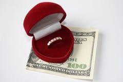 便利婚姻 免版税库存照片
