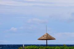 便利设施海滩 免版税库存图片
