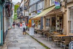 便宜的街道在Frome 免版税图库摄影