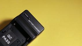 便携式的蓄电池充电器 股票录像