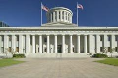 俄亥俄的状态国会大厦, 免版税库存照片