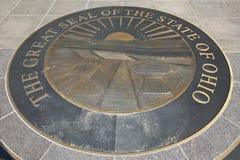 俄亥俄,哥伦布的状态国会大厦 库存图片
