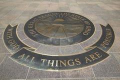 俄亥俄,哥伦布的状态国会大厦 免版税库存照片