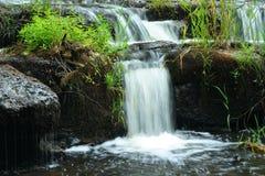 俄勒冈瀑布 库存照片