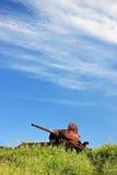 俄国。 日本海坦克5 库存图片