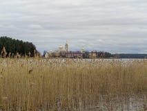 俄国修道院 库存照片