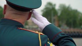 俄国军队士兵 影视素材