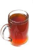 俄国啤酒杯子 免版税库存图片