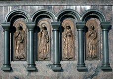 俄国圣徒 库存图片