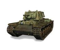 俄国坦克KV-1 库存例证