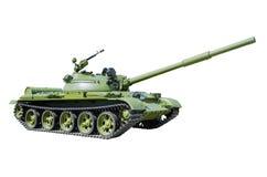 俄国坦克T-62 库存图片