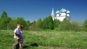 俄国孩子 股票视频