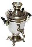 俄国式茶炊 库存图片