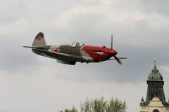 俄国战斗机,二战战斗机 库存图片