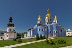 俄国教会 免版税库存照片