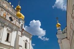 俄国教会 免版税图库摄影