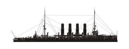 俄国海军巡洋舰瓦良格 皇族释放例证