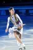 俄国溜冰者Tatiana Totmianina 免版税库存图片