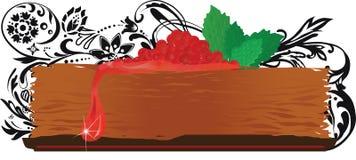 俄国狂欢节Maslenica俄式薄煎饼和堵塞 免版税库存图片