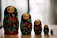 俄国玩偶 库存照片