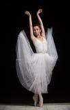 俄国芭蕾舞女演员 图库摄影