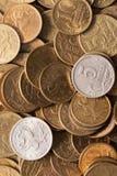 俄国金钱。 免版税图库摄影