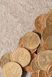 俄国金钱。 免版税库存图片