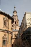 俄国 喀山 大教堂保罗・彼得圣徒 图库摄影