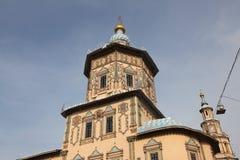 俄国 喀山 大教堂保罗・彼得圣徒 免版税库存图片