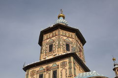 俄国 喀山 大教堂保罗・彼得圣徒 库存图片