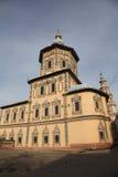 俄国 喀山 大教堂保罗・彼得圣徒 免版税库存照片