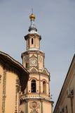 俄国 喀山 大教堂保罗・彼得圣徒 库存照片