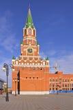 俄国建筑学和传统约什卡尔奥拉俄罗斯 库存图片