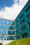 俄斯拉发技术大学  免版税库存图片