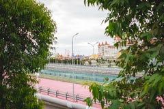 俄罗斯奥林匹克公园索契 库存照片