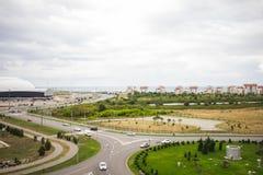 俄罗斯奥林匹克公园索契 库存图片