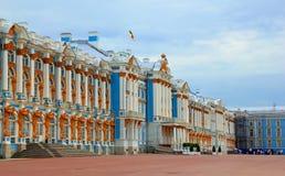 俄罗斯宫殿 免版税库存照片