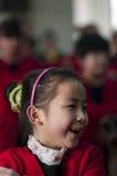 俄罗斯拉丁舞蹈师范训练中国人学生 免版税库存照片