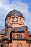 俄罗斯正教会在爱沙尼亚 图库摄影