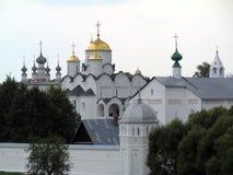 俄罗斯的苏兹达尔金黄圆环 免版税库存图片