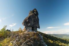 俄罗斯的远东的美好的地方 库存图片