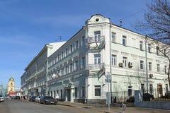 俄罗斯科学院的东方研究学院 免版税库存照片