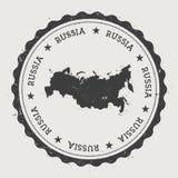 俄罗斯联邦行家圆的不加考虑表赞同的人 免版税库存图片