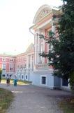 俄罗斯莫斯科合奏Kuskovo庄园注标Sheremetevs 18世纪莫斯科 免版税图库摄影
