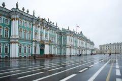 俄罗斯,圣彼德堡,宫殿正方形 免版税库存图片