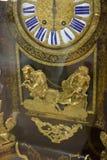 俄罗斯,安加尔斯克 古老时钟的02/01/2018博物馆 库存图片