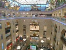 俄罗斯,莫斯科,儿童` s百货大楼 免版税图库摄影